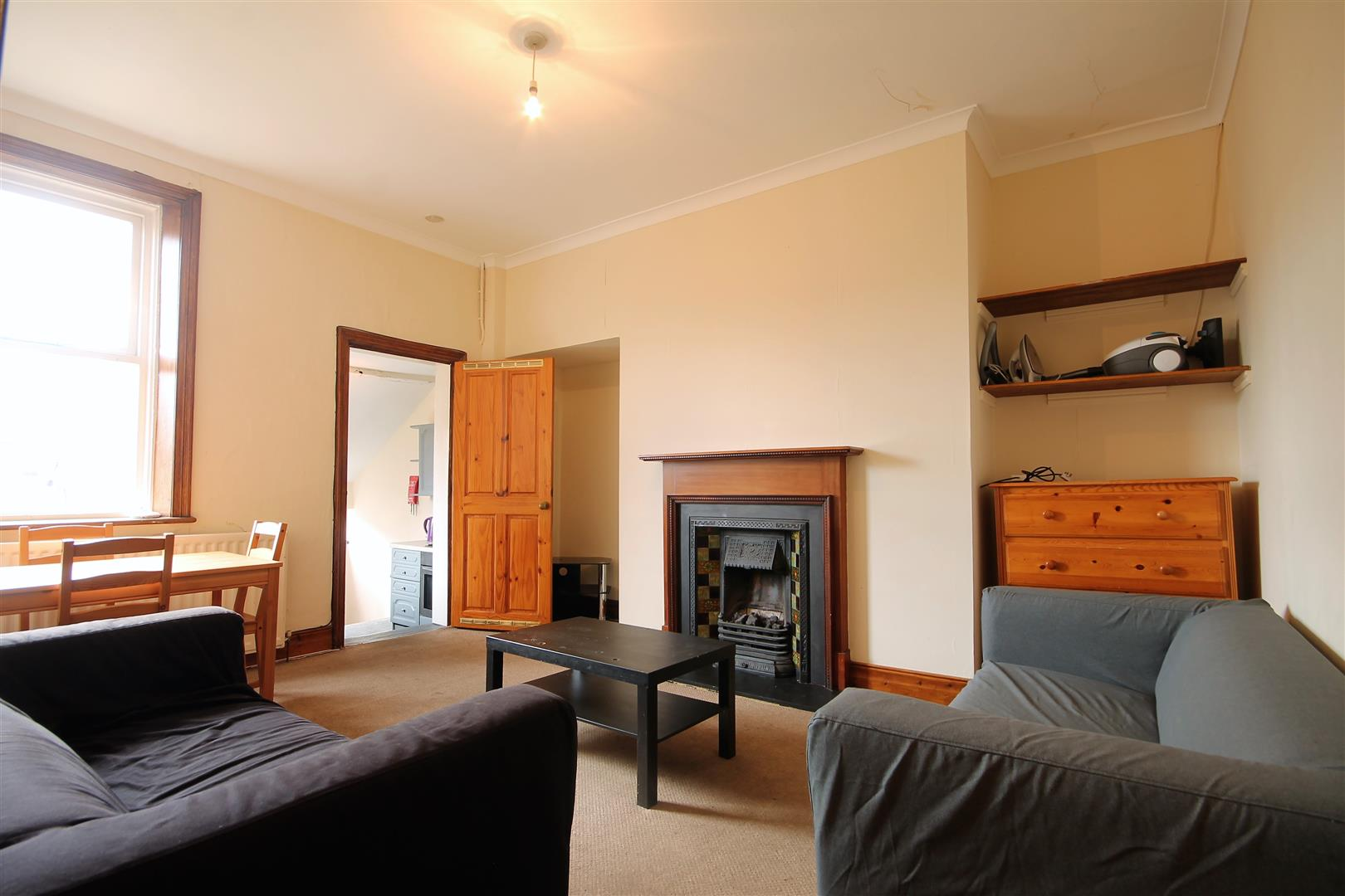 Kelvin Grove Newcastle Upon Tyne, 3 Bedrooms  Flat ,1 Receptions ,For Sale